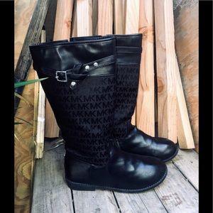 Michael Kors Signature Ranee Boots 4